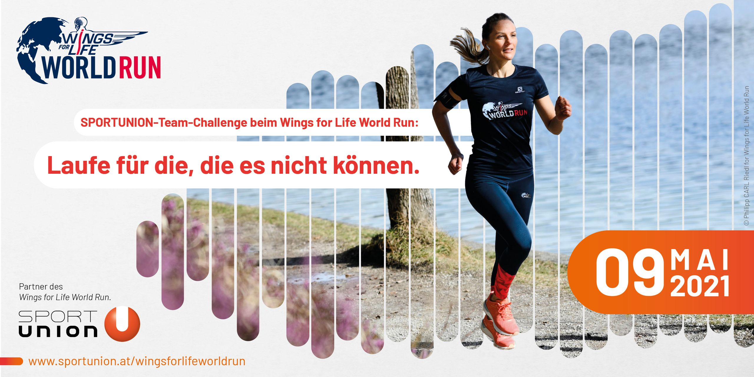 © Philipp CARL Riedl for Wings for Life World Run